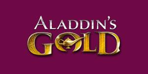 Recommended Casino Bonus from Aladdins Gold Casino