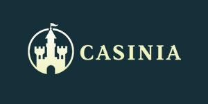 Recommended Casino Bonus from Casinia Casino