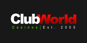 Recommended Casino Bonus from Club World Casino