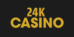 Recommended Casino Bonus from 24k Casino