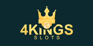 Recommended Casino Bonus from 4 Kings Slots