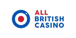 Recommended UK Bonus from All British Casino