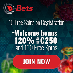 Latest no deposit bonus from b-Bets Casino