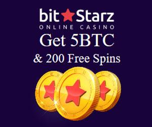 Latest no deposit bonus from BitStarz