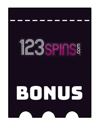 Latest bonus spins from 123 Spins Casino
