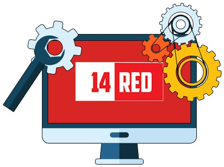 14Red Casino - Software