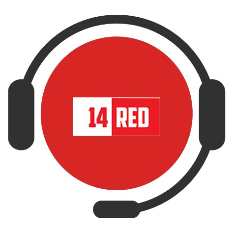 14Red Casino - Support