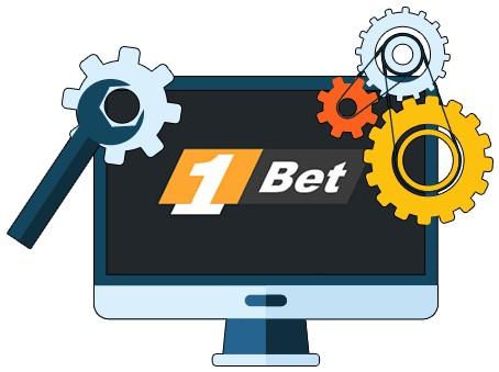 1Bet - Software