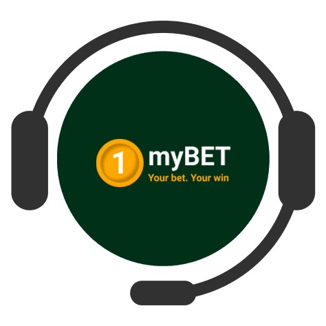 1myBET Casino - Support