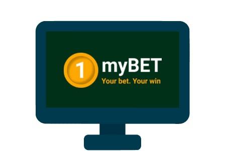 1myBET Casino - casino review