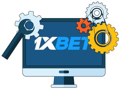 1xBet Casino - Software