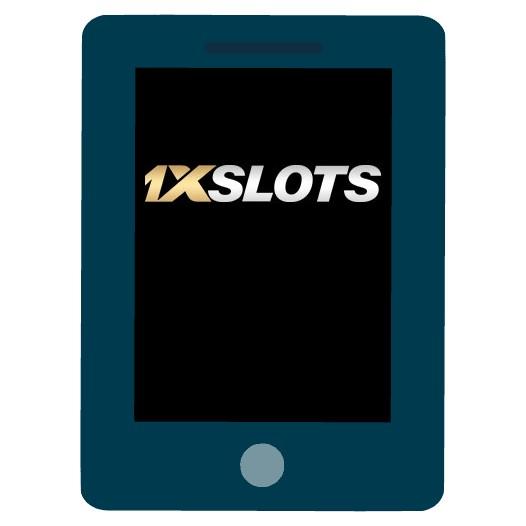 1xSlots Casino - Mobile friendly
