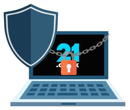 21 co uk - Secure casino