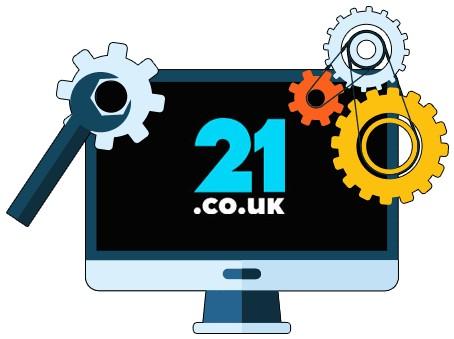 21 co uk - Software