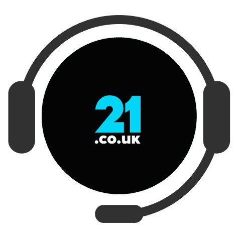 21 co uk - Support