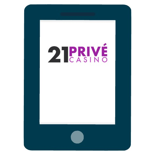 21 Prive Casino - Mobile friendly