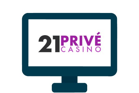 21 Prive Casino - casino review
