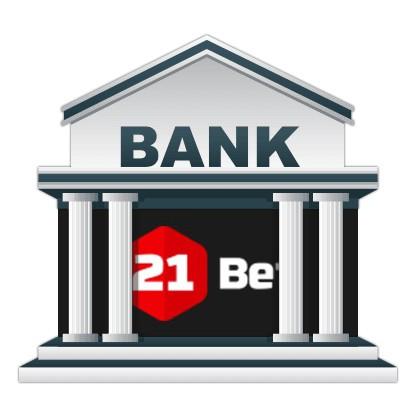 21Bet Casino - Banking casino