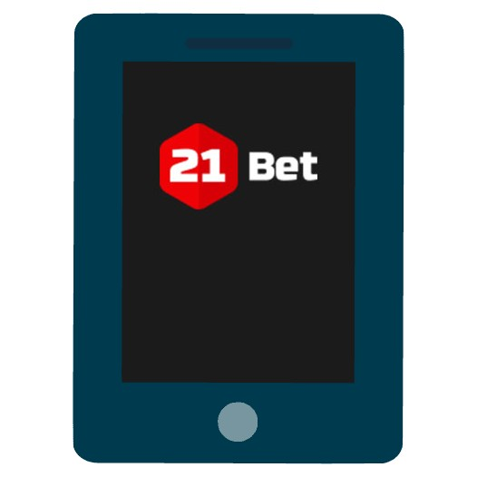 21Bet Casino - Mobile friendly