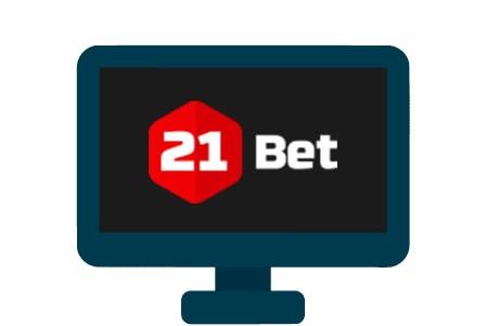 21Bet Casino - casino review