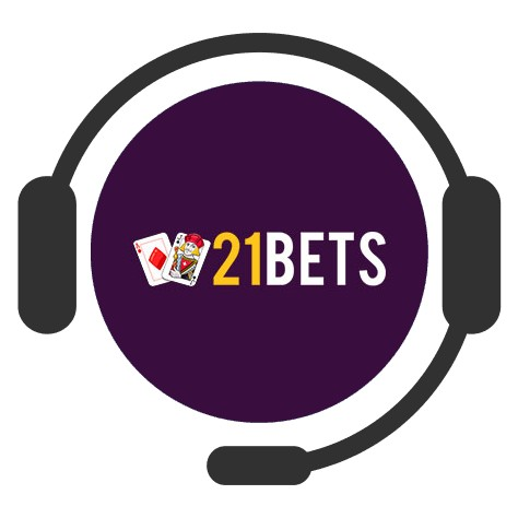 21bets Casino - Support