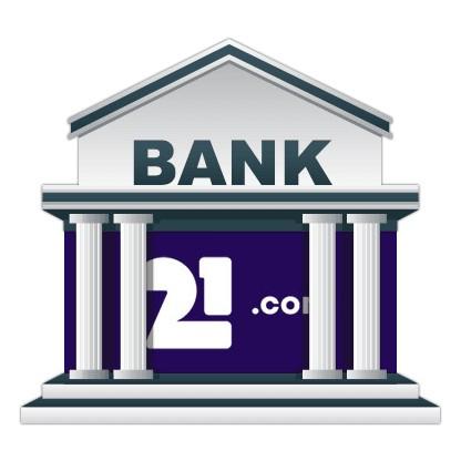 21com Casino - Banking casino