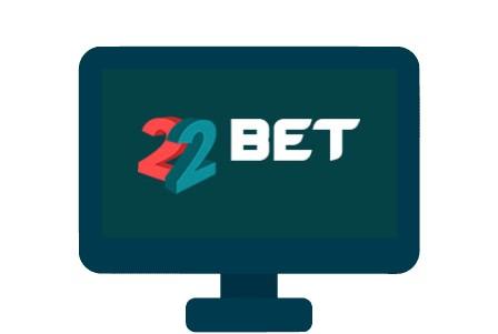 22Bet Casino - casino review