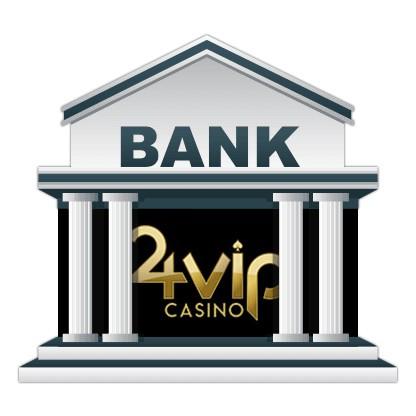 24VIP Casino - Banking casino