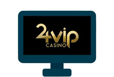 24VIP Casino - casino review
