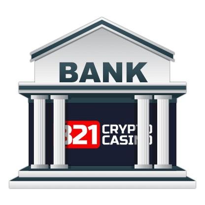 321CryptoCasino - Banking casino