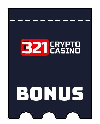 Latest bonus spins from 321CryptoCasino