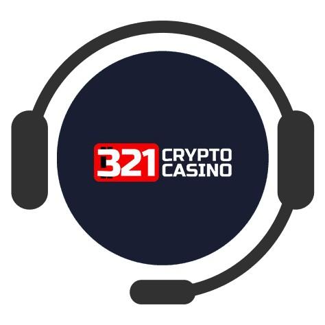 321CryptoCasino - Support