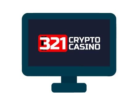 321CryptoCasino - casino review
