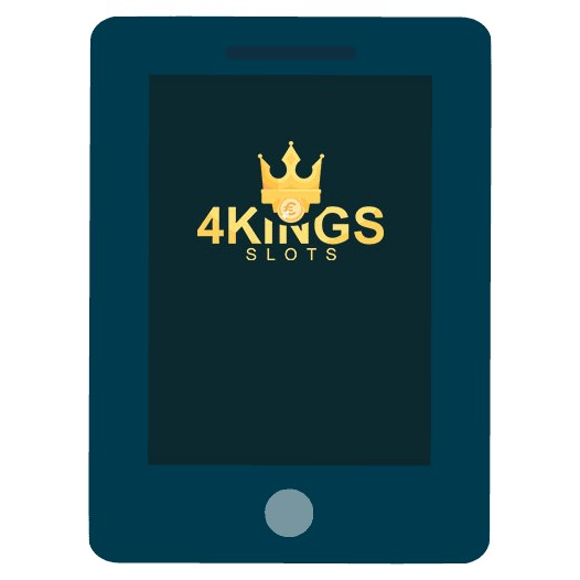 4 Kings Slots - Mobile friendly