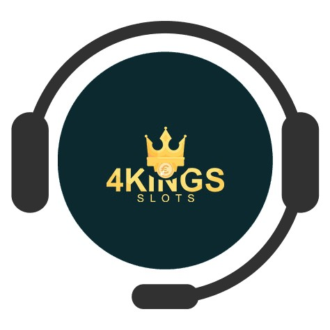4 Kings Slots - Support