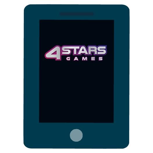 4StarsGames - Mobile friendly