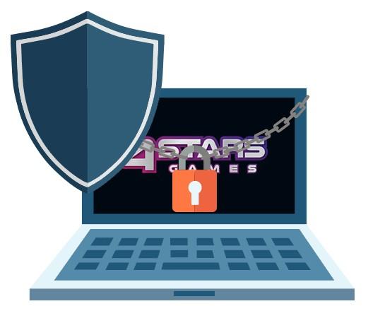 4StarsGames - Secure casino
