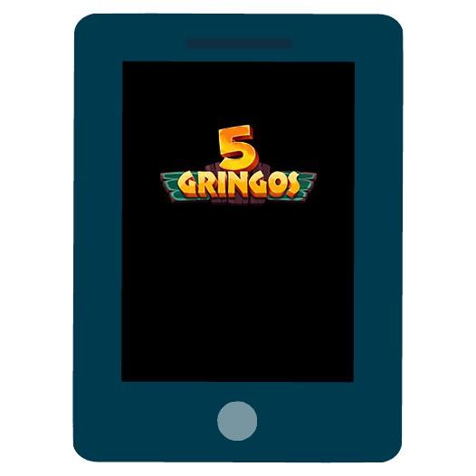 5Gringos - Mobile friendly
