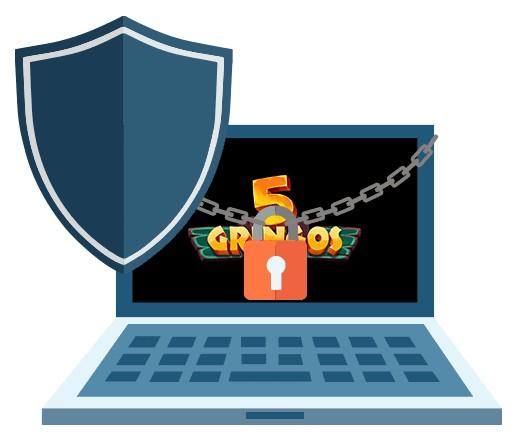 5Gringos - Secure casino