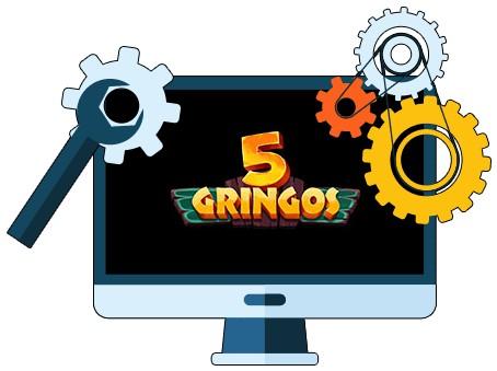 5Gringos - Software