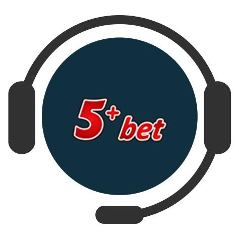 5plusbet Casino - Support