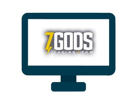 7 Gods Casino - casino review