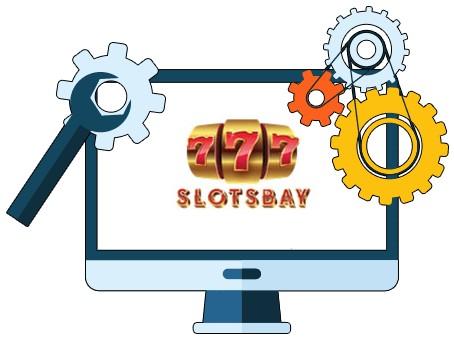777SlotsBay - Software