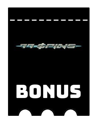 Latest bonus spins from 77Spins