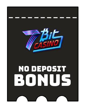 7Bit Casino - no deposit bonus CR