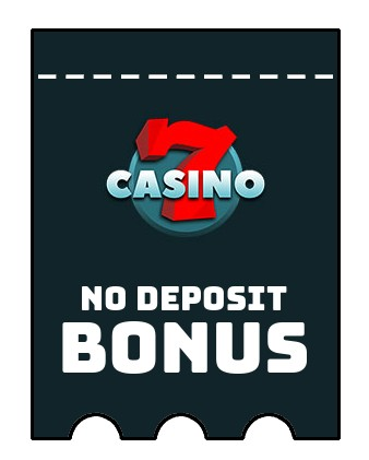 7Casino - no deposit bonus CR