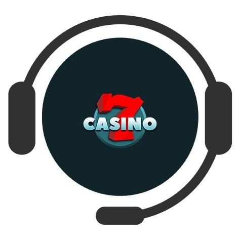 7Casino - Support