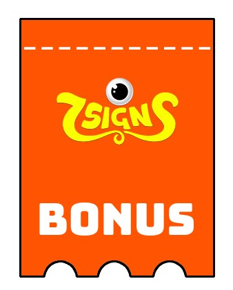 Latest bonus spins from 7Signs