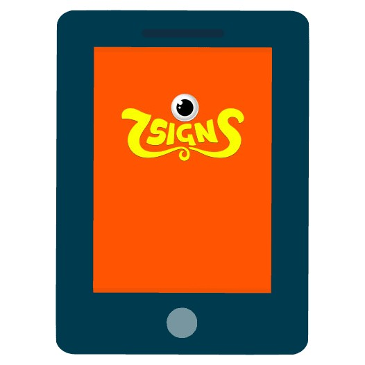 7Signs - Mobile friendly