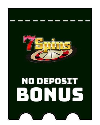 7Spins Casino - no deposit bonus CR
